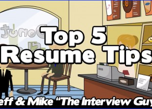 How To Write A Resume – Our Top 5 Resume Tips That Will Get You The Interview