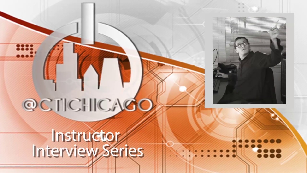CTIChicago Instructor Interview Series: Adobe Creative Suite Christian Diaz
