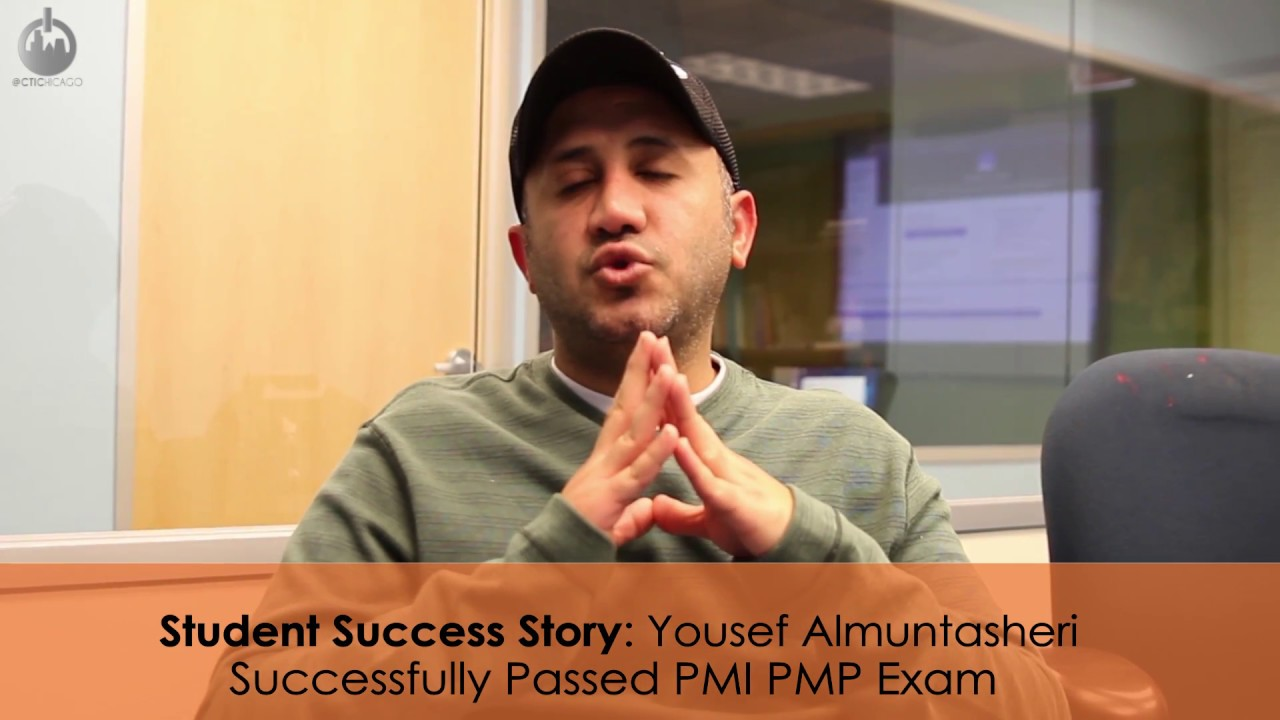 Student Success Stories SACM: Yousef Almunteshari