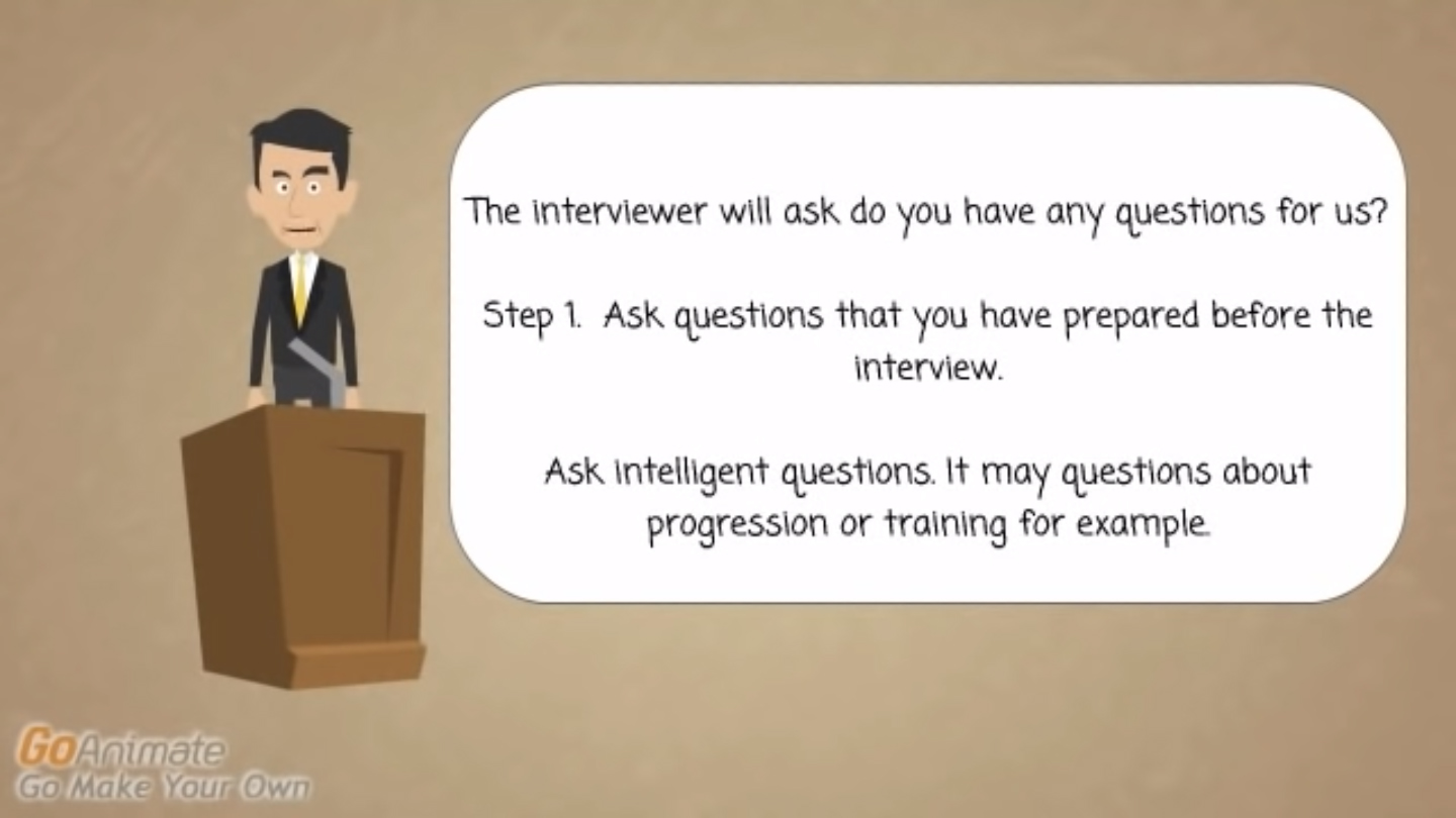 Interview Skills – How to end the Interview – Important tips to
